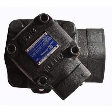 YUKEN PV2R12-8-65-F-RAA-40 Double pompe à palettes