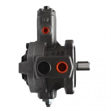 YUKEN PV2R12-6-47-L-RAA-40 Double pompe à palettes